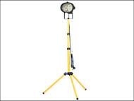 Faithfull Power Plus FPPSL500CT - Sitelight Single With Tripod 500 Watt 240 Volt