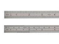 Fisco FSC712S - 712S Stainless Steel Rule 300mm / 12in