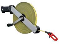 Fisco FSCTC5015 - TC50/15ME Tracker Tough Coat Tape 50m / 165ft (Width 13mm)