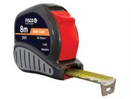 Fisco FSCTL8ME - TL8ME Tri-lok Tape 8m/26ft (Width 25mm)