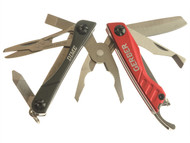 Gerber GER31001040 - Dime Compact Multi-Tool Red