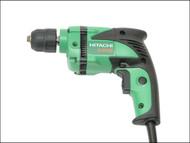 Hitachi HITD10VC2 - D10VC2 Rotary Drill 10mm Keyless 460 Watt 240 Volt