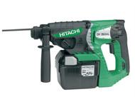 Hitachi HITDH36DAL - DH36DAL SDS Plus Hammer Drill 36 Volt 2 x 2.6Ah Li-Ion