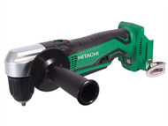 Hitachi HITDN18DSLL4 - DN18DSL/L4 Angle Drill 18 Volt Bare Unit
