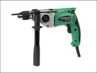 Hitachi HITDV18V - DV18V 13mm Keyless Rotary Impact Drill 690 Watt 240 Volt