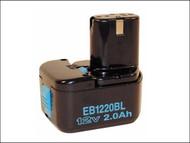 Hitachi HITEB1220BL - EB 1220BL Battery 12 Volt 2.0Ah NiCd