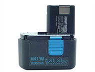 Hitachi HITEB14B - EB 14B Battery 14.4 Volt 2.0Ah NiCd