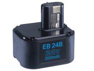 Hitachi HITEB24B - EB 24B Battery 24 Volt 2.0Ah NiCd