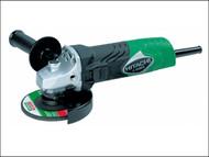 Hitachi HITG12SR3 - G12SR3 115mm Mini Grinder 730 Watt 240 Volt