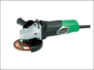 Hitachi HITG13SB3 - G13SB3 125mm Mini Angle Grinder 1300 Watt 240 Volt