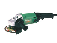 Hitachi HITG13SC2L - G13SC2 125mm Mini Angle Grinder 1200 Watt 110 Volt