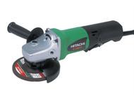 Hitachi HITG13SE2L - G13SE2 125mm Mini Angle Grinder 1050 Watt 110 Volt