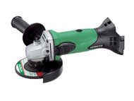 Hitachi HITG18DSL4 - G18DSL4 115mm Angle Grinder 18 Volt Bare Unit