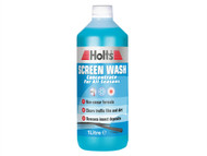 Holts HLTSA1A - HSCW1001A Screenwash 1 Litre