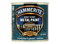 Hammerite HMMHFCO250 - Direct to Rust Hammered Finish Metal Paint Copper 250ml