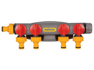 Hozelock HOZ2150 - 4 Way Tap Connector