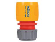 Hozelock HOZ2185 - 2185 AquaStop Connector for 12.5 - 15mm (1/2 - 5/8in) Hose