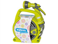 Hozelock HOZ2425LIME - Seasons Pico Reel & Spray Gun Lime