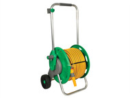 Hozelock HOZ2435 - 2435 60m Assembled Hose Cart & 50 Metres of 12.5mm Hose