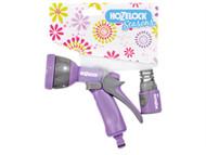 Hozelock HOZ2476PURP - Seasons Multispray Gun & Fitting Purple