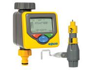 Hozelock HOZ2703 - 2703 Aqua Control Electronic Water Timer + Rain Sensor