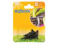 Hozelock HOZ2777 - T Piece 4mm (10 Pack)