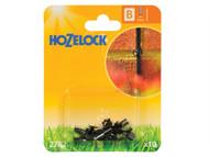 Hozelock HOZ2782 - Wall Clip 4mm (10 Pack)