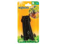 Hozelock HOZ2788 - Endline Adjustable Mini Sprinkler on Stake 4mm (5 Pack)