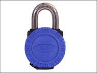 Henry Squire HSQATL5S - ATL5S Marine Padlock Stainless Steel 50mm