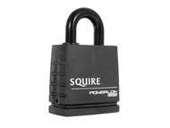 Henry Squire HSQPOL55 - POL55 Powerlok Solid Steel Padlock 55mm