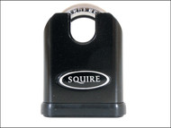 Henry Squire HSQSS65CS - SS65CS Stronghold Solid Steel Padlock 65mm Close Shackle CEN6