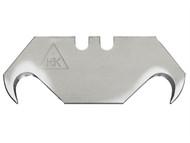 Hultafors HULRBUKH10 - Universal Hooked Knife Blades (10)