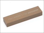 India INDMB24 - MB24 Bench Stone 100mm x 25mm x 12mm - Medium