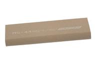 India INDMS44 - MS44 Round Edge Slipstone 115mm x 45mm x 13mm x 5mm - Medium