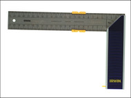 IRWIN IRW10503543 - Aluminium Try & Mitre Square 250mm (10in)