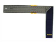 IRWIN IRW10503545 - Aluminium Try & Mitre Square 350mm (14in)