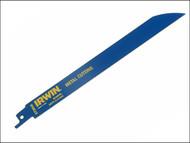 IRWIN IRW10504152 - Sabre Saw Blade 614R 150mm Metal Cutting Pack of 5