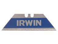 IRWIN IRW10504243 - Bi-Metal Trapezoid Knife Blades Pack of 100