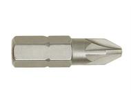 IRWIN IRW10504338 - Screwdriver Bits Pozi PZ1 25mm Pack of 10