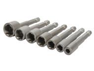 IRWIN IRWT394100 - T394100 Power Grip Screw Extractors Set of 7