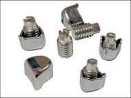 Jubilee JUB1704 - Multiband Mild Steel Housing/Screws 11mm 25 Sets Pack