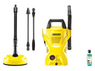 Karcher KARK2COMH - K2 Compact Home Pressure Washer 110 Bar 240 Volt