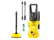 Karcher KARK2H - K2 Home Pressure Washer 110 Bar 240 Volt