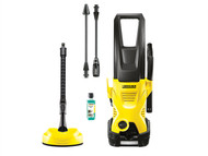 Karcher KARK2PH - K2 Premium Home Pressure Washer 110 Bar 240 Volt