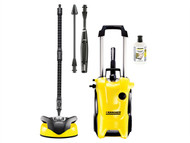 Karcher KARK4COMH - K4 Compact Home Pressure Washer 130 Bar 240 Volt