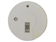 Kidde KIDI9080UKC - Smoke Alarm - Premium General-Purpose with Test Light & Hush