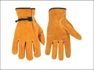 Kuny's KUN2057L - Split Grain Cowhide Driver's Gloves Large (Size 10)