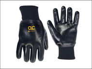 Kuny's KUN2080 - PVC Knit Wrist Glove Large (Size 10)