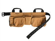Kuny's KUNAP622 - AP-622a Carpenter's Apron 14 Pocket Split Grain Leather