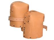 Kuny's KUNKP299 - KP-299 Heavy-Duty Leather Thick Felt Knee Pads